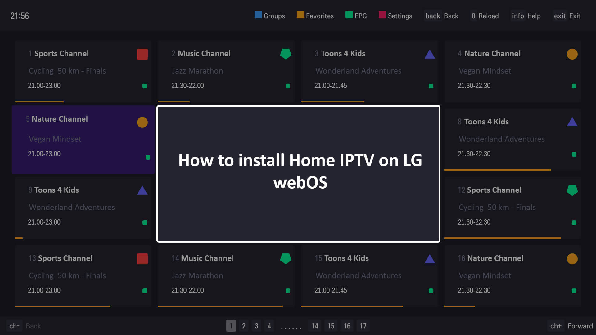 How-to-install-Home-IPTV-on-LG-webOS