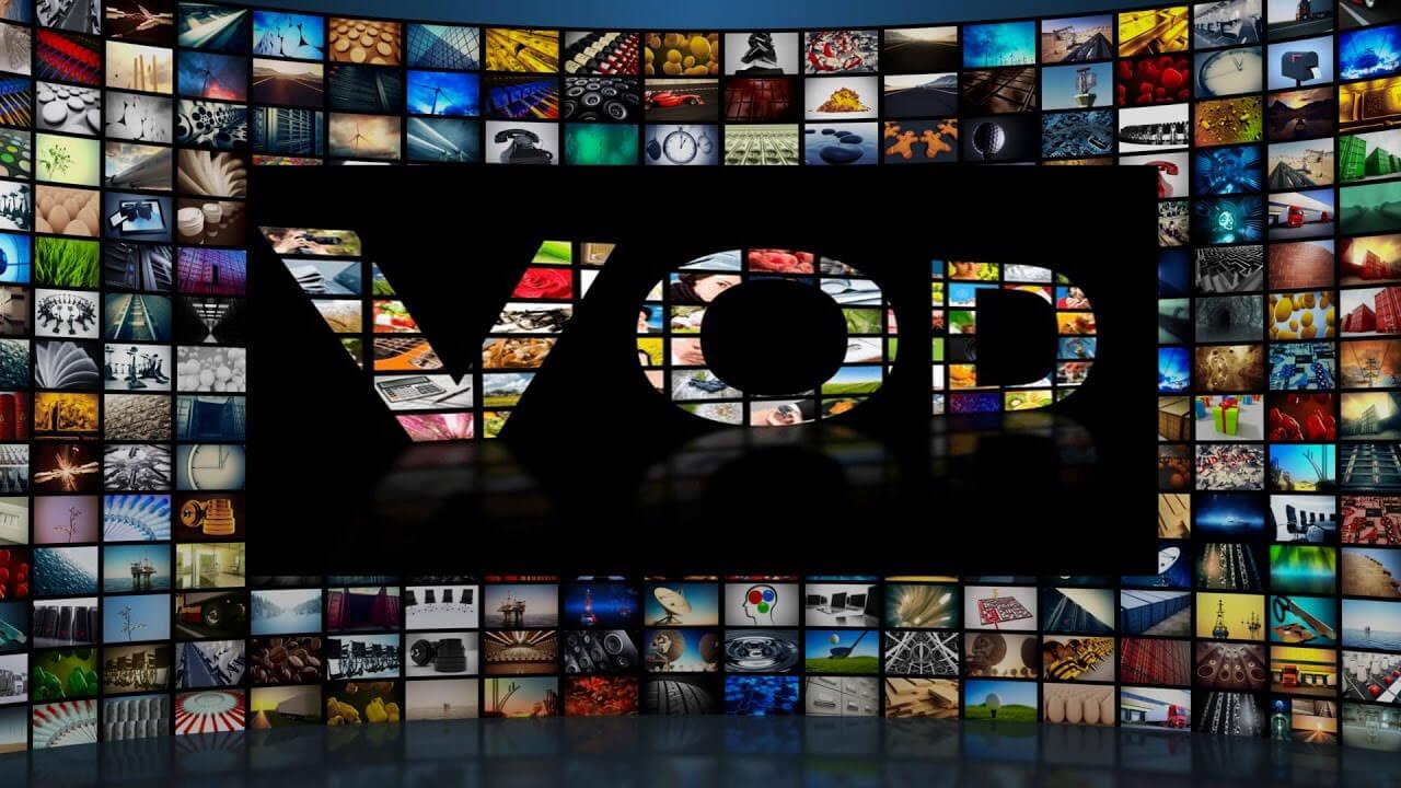 Video on Demand - Home IPTV
